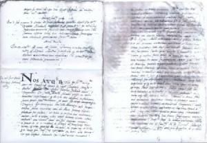 Dozvola za gradnju kaštela Rotundo